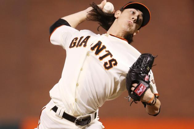 UPDATE: SF Giants Have 11 Pitchers Available, but Not the Freak