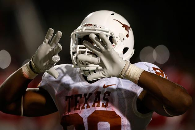 Texas vs. Oklahoma: Playmakers Who Must Step Up in Red River Rivalry