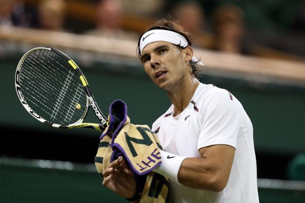 Rafael Nadal: Sitting Out Rest of 2012 Tennis Season Would Be Right Move