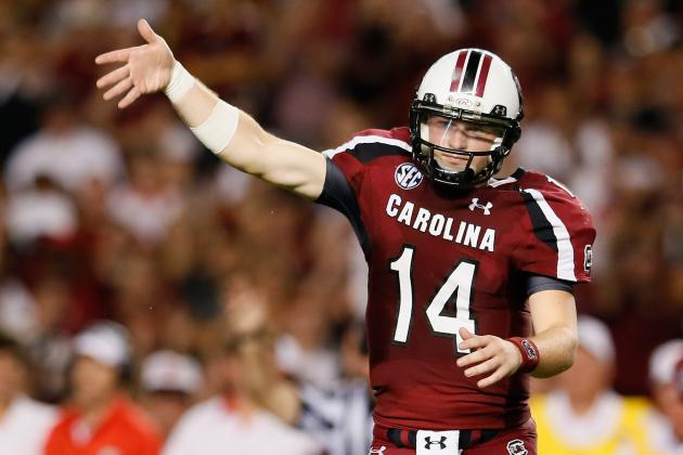 South Carolina vs. LSU: Why Connor Shaw Will Outshine Zach Mettenberger