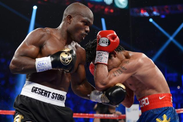 Will Rift Between Timothy Bradley and Bob Arum Put December Fight in Jeopardy?