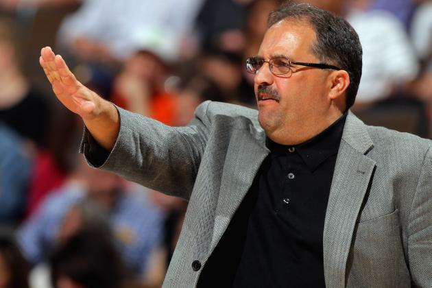 Stan Van Gundy: ESPN Is Lying. 'That's a Bunch of BS from ESPN'