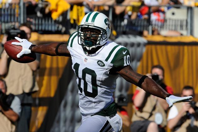 New York Jets: Why Santonio Holmes Won't Return to Form This Season