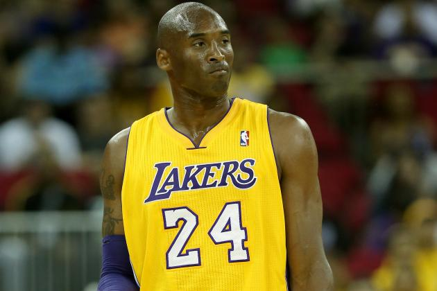 Kobe Bryant: History Shows Preseason Injuries Will Not Hinder Lakers Superstar