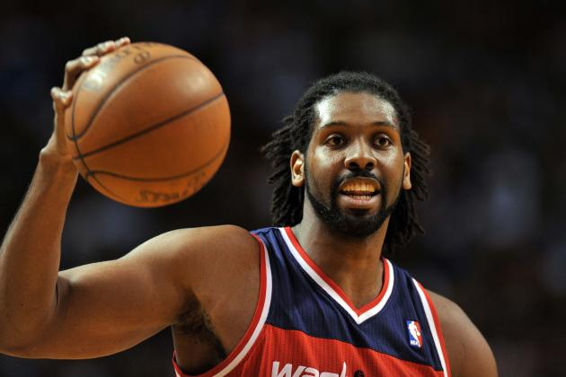 Nene Stays Engaged Despite Injury, Trevor Booker Hopes to Return 'In a Few Days'