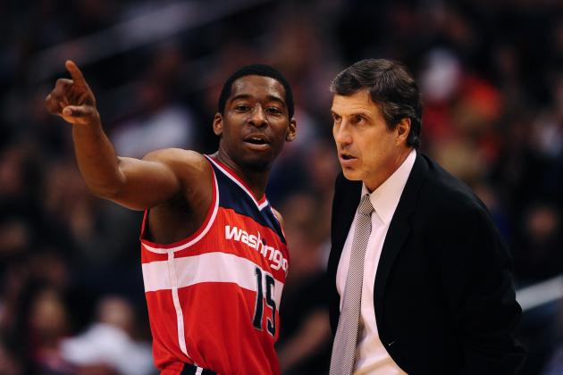 Wizards Say Farewell to George Mason, Still Have Work to Do