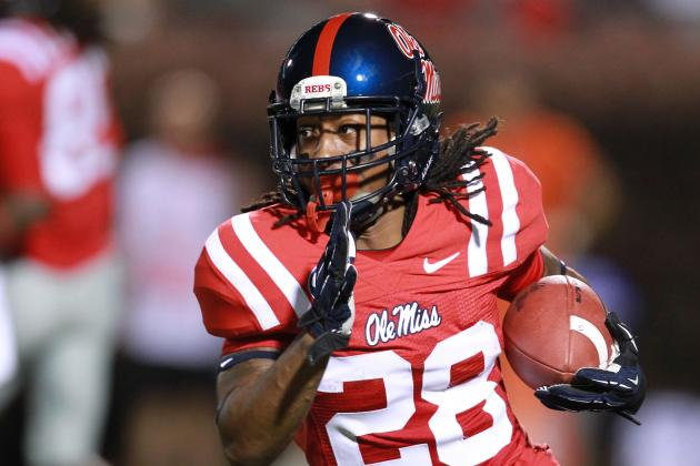 WR Neat's Return Provides Options for Ole Miss