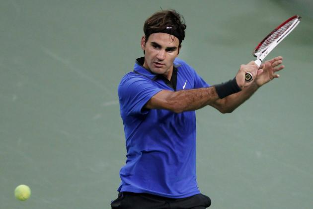 Roger Federer: Tennis Star Continues to Make History at Shanghai Masters