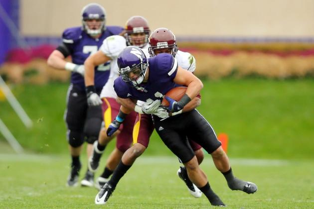 Northwestern Presents New Set of Problems for Gophers' Defense