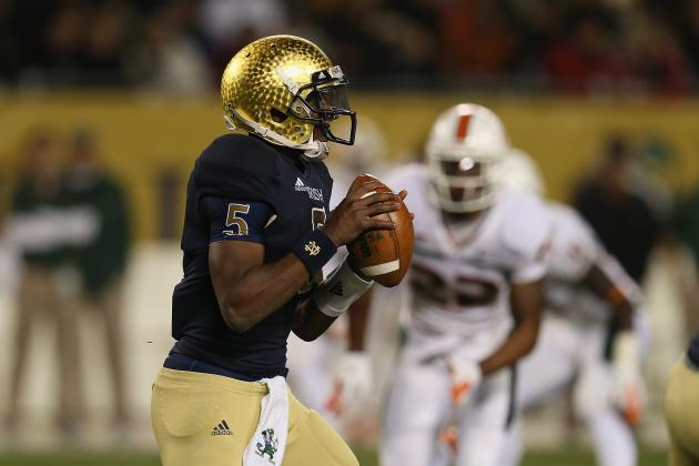Notre Dame Football: A Complete Breakdown of the Biggest Stanford Game in Years