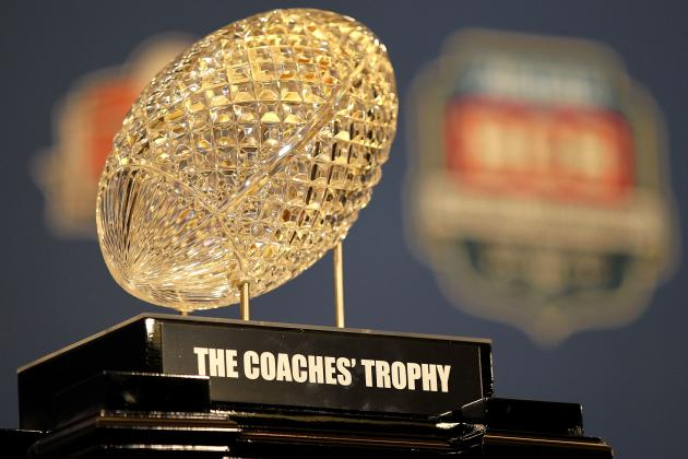 Why the First 2012 BCS Rankings Won't Be All That Shocking
