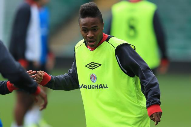 Pearce Excited by Sterling Form