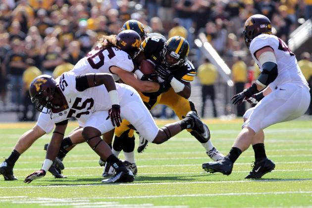 Northwestern Wildcats at Minnesota Golden Gophers: Preview, Prediction
