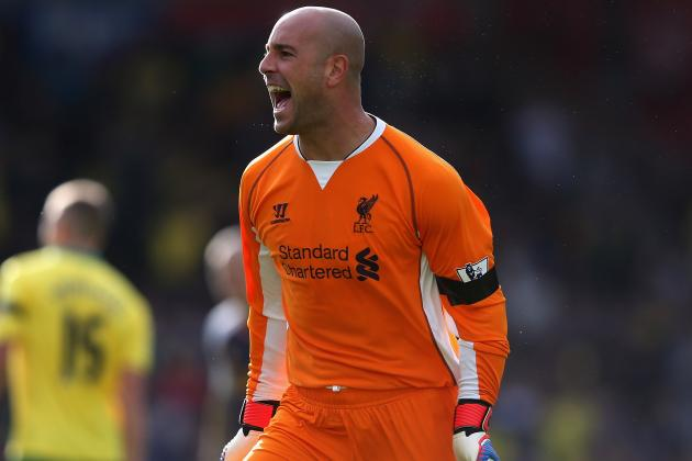 Liverpool Boss Brendan Rodgers Backs Pepe Reina to Recover Form