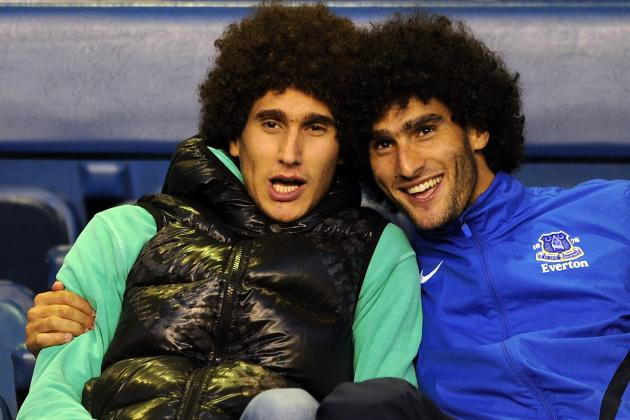 Fellaini Boost for Everton as Midfielder Targets Quick Comeback