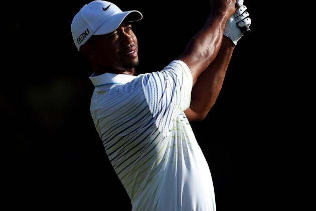 Tiger Woods Falls to Justin Rose, Lee Westwood Goes Crazy Low in Turkey