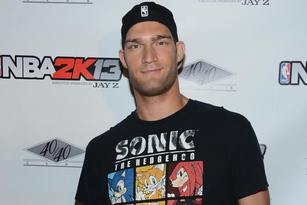 Brook Lopez Writes Comic Books, Works on Getting Published
