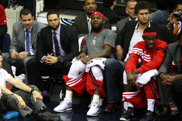 DeShawn Stevenson Upset at Deron Williams for Calling Out Last Year's Nets