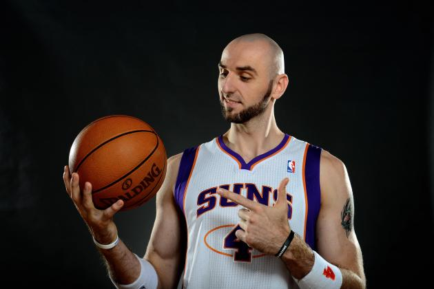 Suns' Marcin Gortat out to Prove Himself Without Steve Nash