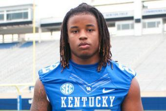 Kentucky Football Counting Heavily on Its Freshmen