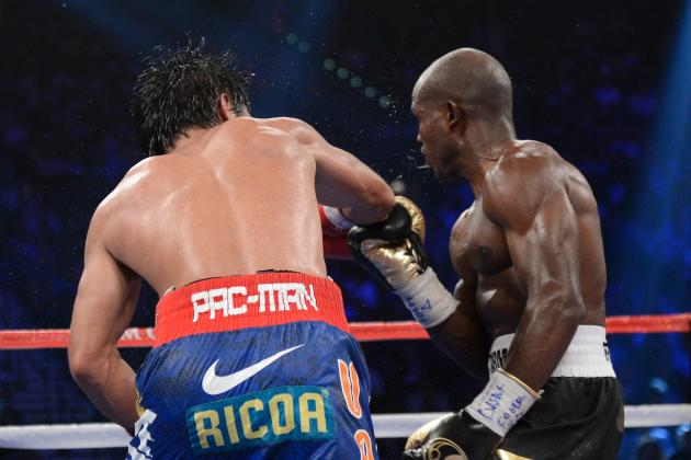 Manny Pacquiao: Next Fight Rios-Alvarado Winner, Not Floyd Mayweather Jr.