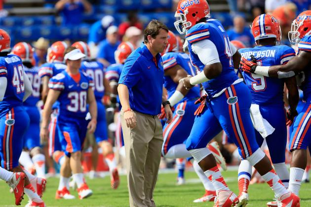 Florida Football: Why Vanderbilt Game Is Even Bigger Than LSU for Muschamp