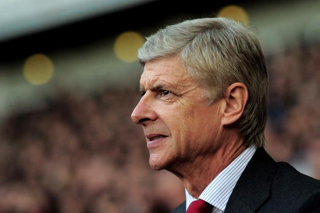 Arsenal Manager Arsene Wenger Aims to Sign New Striker in January