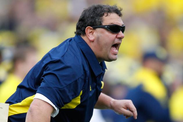 Brady Hoke Has 'no Idea' If Michigan Should Be Ranked