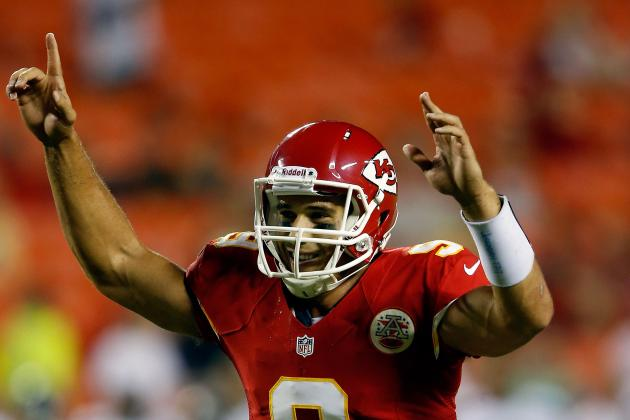 Brady Quinn: Why Chiefs Fans Should Be Rooting for Backup to Fail