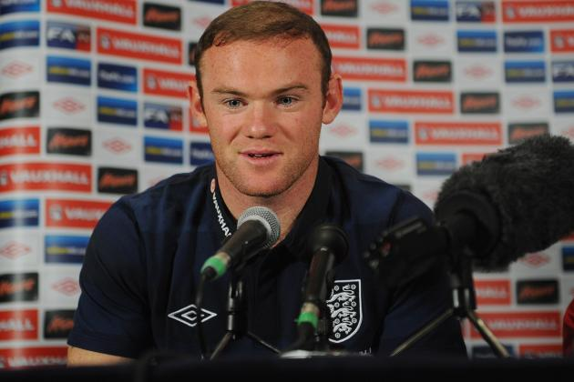 Wayne Rooney: Why England Star Will Thrive as Three Lions' Captain