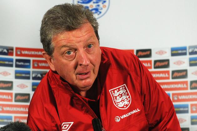 Roy Hodgson Refuses to Condemn Bertrand for Twitter Rant