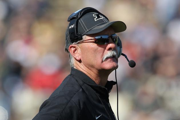 Big Ten Football: Purdue-Wisconsin Could Decide Who Plays in Big Ten Title Game