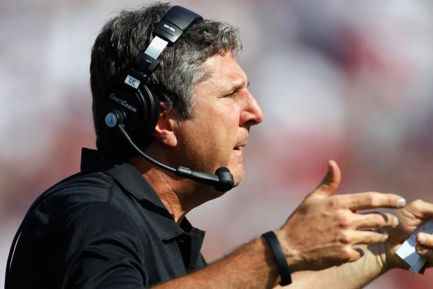 Washington State Football Coach Leach Calls Some Seniors 'Zombies'