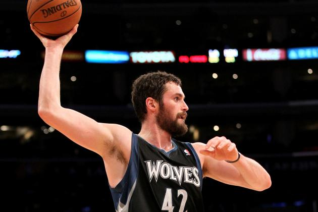 Minnesota Timberwolves 2012-13 Season Preview