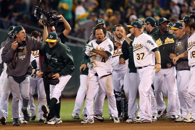 Are the 2012 Oakland Athletics MLB's Next 'Team of Destiny'?
