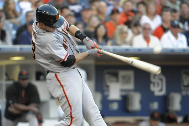 Ryan Hanigan Couldn't Bear to Watch Buster Posey's Grand Slam