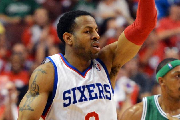 Iguodala Has His Chance to Prove Sixers Fans Wrong