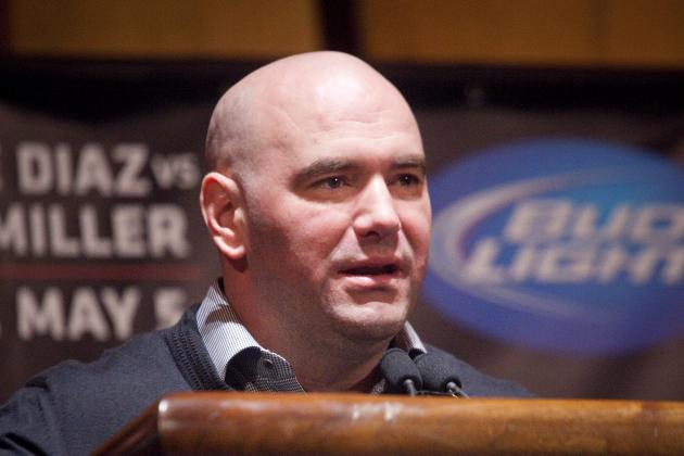 Dana White Headed into Surgery as Soon as He Returns from UFC 153 in Brazil