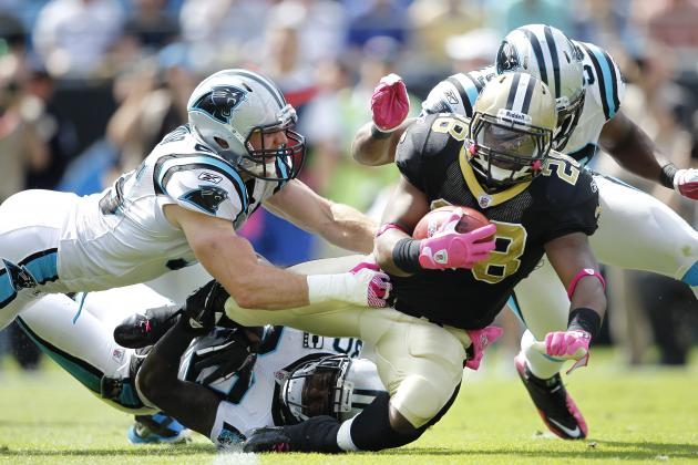 Fantasy Football Week 6: Should You Drop Mark Ingram?