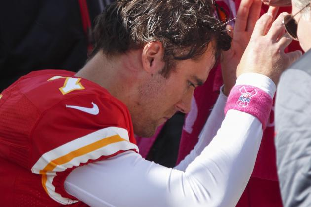 Matt Cassel: How QB's Absence Will Impact Chiefs Offense vs Tampa Bay