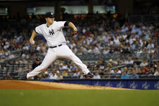 Phil Hughes Pitches Game 4 Looking to Repay New York Yankees' Faith in Him
