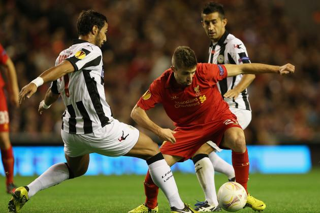 Fabio Borini Injury: Updates on Liverpool Star's Foot