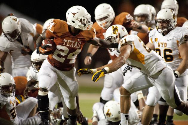 Oklahoma vs. Texas: Red River Shootout Hinges on Longhorns' Commitment to Power