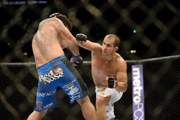 UFC 155: Is Junior Dos Santos Looking Past Cain Velasquez?