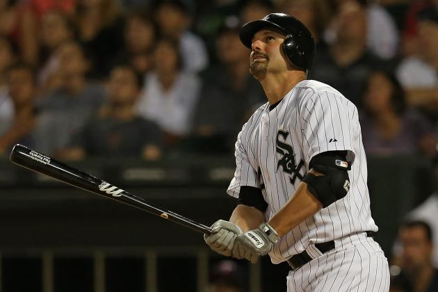 Chicago White Sox Year in Review: Paul Konerko, 1B