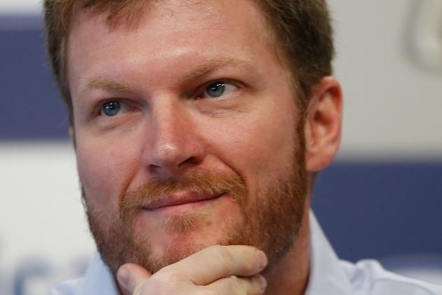 Dale Earnhardt Jr.'s Decision to Race with Concussion Raises Questions