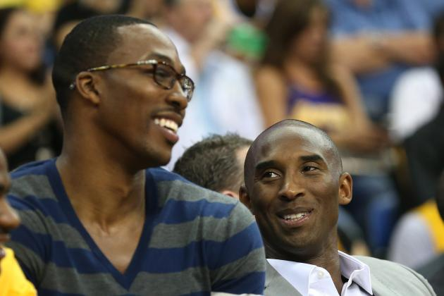 Why Both Health and Age Are Major Concerns for L.A. Lakers in 2012-13