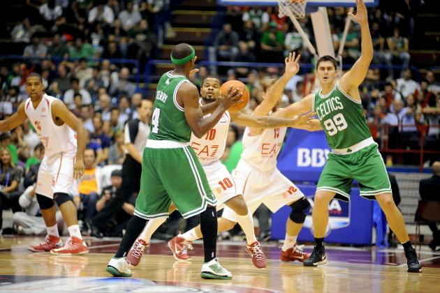 Why Starting Darko Milicic Would Doom Boston Celtics Title Hopes