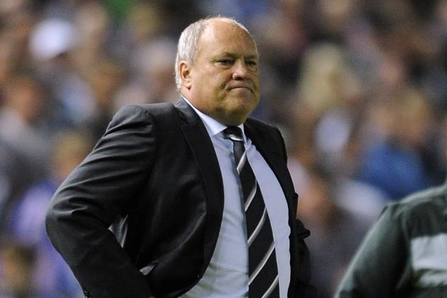 Fulham Manager Jol Relieved over Duff's International Retirement