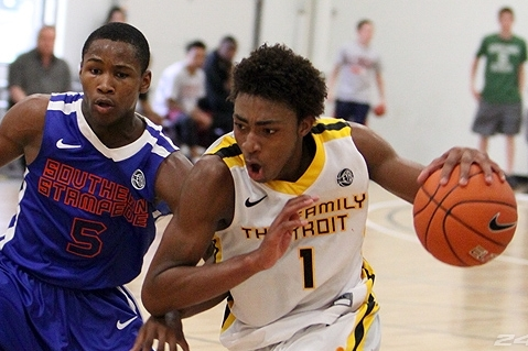 Kentucky Basketball:  James Young Commits to Wildcats